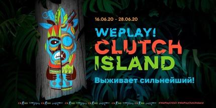 Студия WePlay! Esports проведёт турнир Clutch Island по CS:GO для СНГ