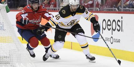Прогноз на первый матч плей-офф Кубка Стэнли Вашингтон – Бостон: соперники начнут нерезультативно