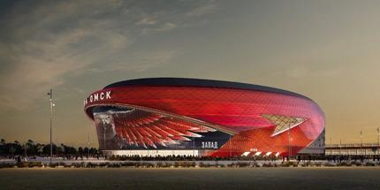 Началось строительство новой арены
