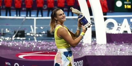 Арина Соболенко стала чемпионкой турнира в Дохе