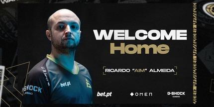 Рикардо Alm Алмейдо вернулся на пост тренера sAw по CS:GO