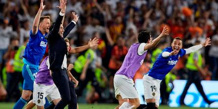 Марселино: Кубок Испании - мой первый трофей