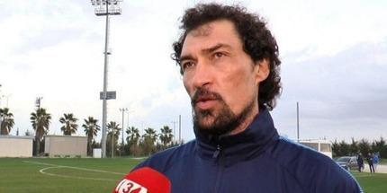 Михайленко уволен с поста тренера Пафоса