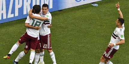 Бразилия – Мексика: в первом тайме Мексика не проиграет