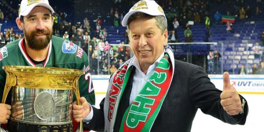 Президент «Ак Барса» - Наиль Маганов
