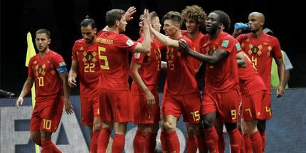 Бельгия прошла Бразилию и вышла в полуфинал ЧМ