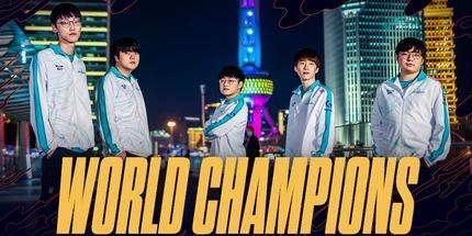 DAMWON Gaming стала чемпионом мира по League of Legends