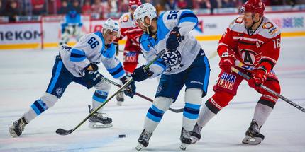 Прогноз на матч Сибирь - Автомобилист: хозяева отметятся минимум двумя голами