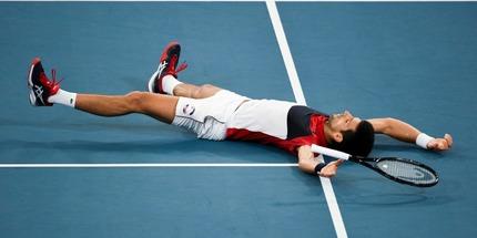 Сборная Сербии стала первым финалистом ATP Cup