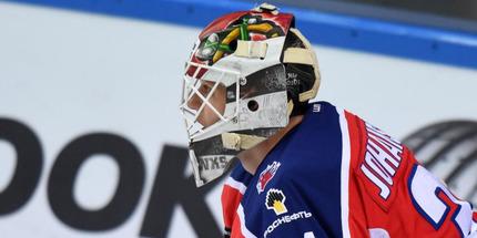 Юханссон подписал однолетнее соглашение со СКА
