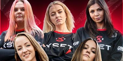 Клуб XSET отказался от женского состава по CS:GO