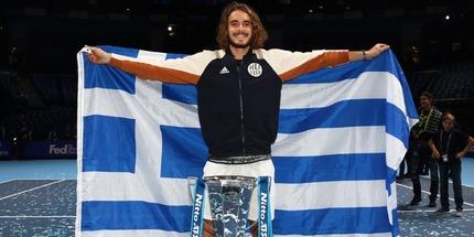 Стефанос Циципас стал победителем Итогового турнира АТР