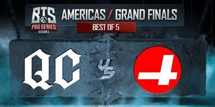 Quincy Crew выиграла 3-й сезон BTS Pro Series по Dota 2 для Америки