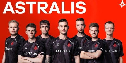 Фото: Astralis выпустила новую форму и мерч на сезон-2020/2021
