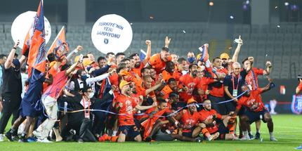 Башакшехир - чемпион Турции