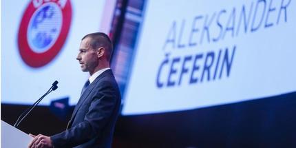 Чеферин продолжит быть президентом УЕФА