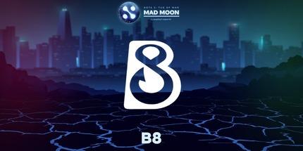 Команда Данила Dendi Ишутина B8 сыграет на WePlay! Tug Of War: Mad Moon по Dota 2