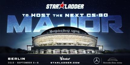 Официально: StarLadder организует мейджор по CS:GO в Берлине