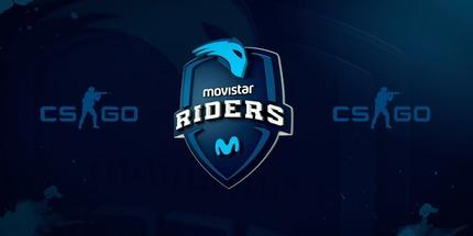 Кристиан loWel Гарсия переведён в запас Movistar Riders по CS:GO