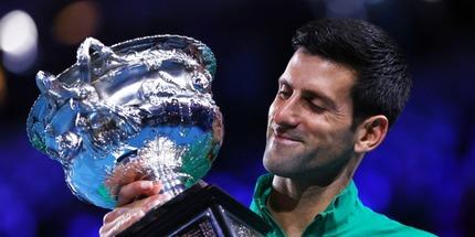 Новак Джокович выиграл Открытый чемпионат Австралии