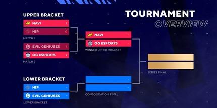 NAVI и OG выиграли первые матчи на BLAST Premier: Fall 2020 по CS:GO