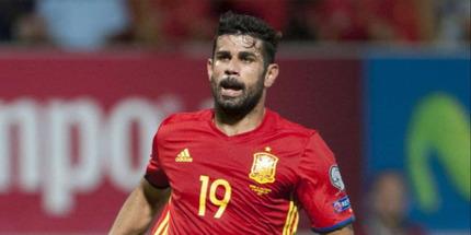 Диего Коста получил дисквалификацию на 8 матчей