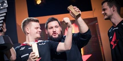 Astralis выиграла 1 млн долларов от Intel Grand Slam за четыре победы на крупных турнирах по CS:GO