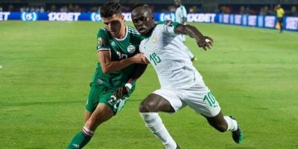 Сенегал - Алжир