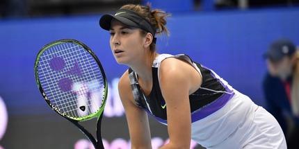 Белинда Бенчич не сыграет на US Open