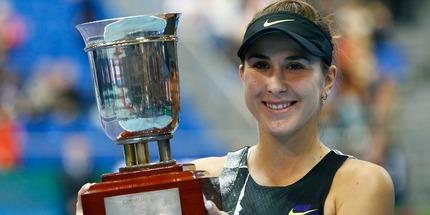 Белинда Бенчич выиграла турнир WTA в Москве