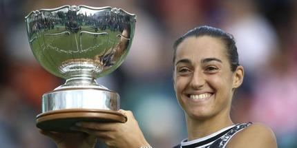 Каролин Гарсия выиграла турнир в Ноттингеме