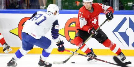 Четыре игрока из НХЛ вызваны в сборную Швейцарии на ЧМ-2021