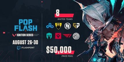 Организаторы лиги FLASHPOINT по CS:GO проведут турнир по Valorant