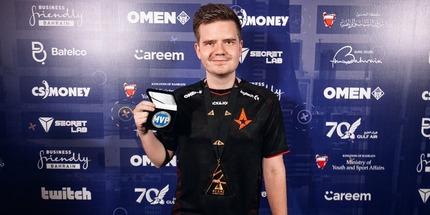 Питер dupreeh Расмуссен стал самым ценным участником BLAST Pro Series Grand Final 2019 по CS:GO