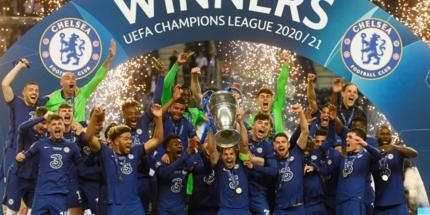 Челси – победитель Лиги чемпионов