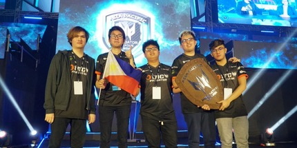 TNC Predator выиграла у BOOM ID и стала победителем Asia Pacific Predator League 2019 по Dota 2