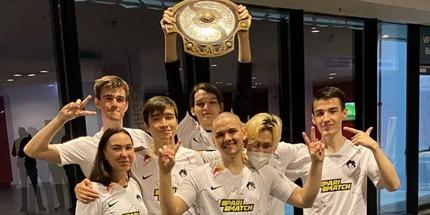 Владимир Путин поздравил Team Spirit с победой на The International 10