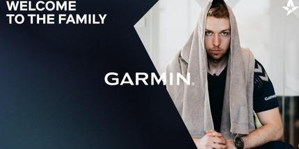Фото: Astralis начали сотрудничество с компанией Garmin