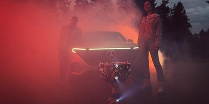 Mercedes-Benz стал глобальным партнёром турниров по League of Legends