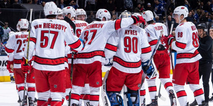 В НХЛ обсудят правило дежурного запасного вратаря