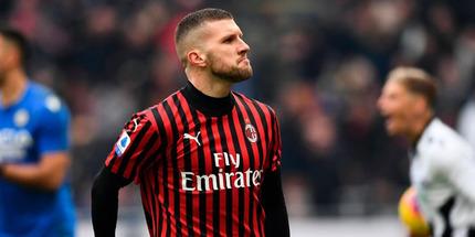 Ребич перебрался в Милан на постоянной основе