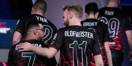 Слухи: olofmeister больше не будет выступать за FaZe Clan по CS:GO