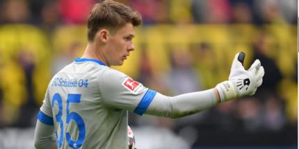Вратарь Шальке Нюбель стал игроком Баварии