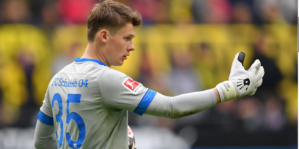 Бавария подписала Нюбеля