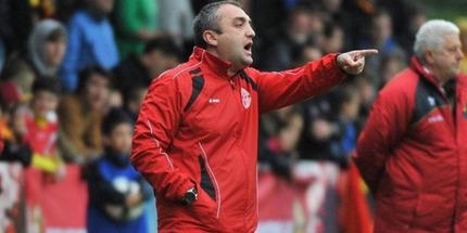 Цецадзе больше не тренер Львова
