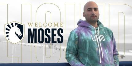 Комментатор moses заменил adreN на посту тренера Team Liquid по CS:GO