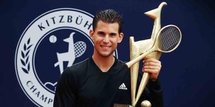 Доминик Тим выиграл турнир в Китцбюэле