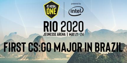 ESL проведёт следующий мейджор по CS:GO в Бразилии