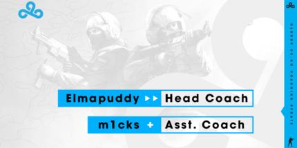 Крис Elmapuddy Теббит стал новым тренером состава Cloud9 по CS:GO