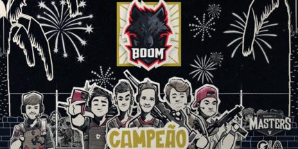 Игроки BOOM выиграли на Gamers Club Masters V по CS:GO